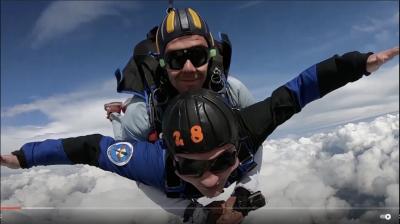 """Virtualus pasaulinės aviacijos ir kosmonautikos dienos minėjimas """"Skrydis kaip svajonė"""""""