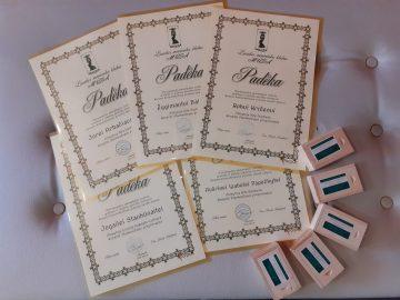Marijampolės savivaldybės mokinių grafikos ir piešinių konkursas Romano Krasninkevičiaus premijai laimėti